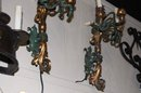 French Iron & Metal Sconce