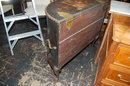 English Decoupage Trunk