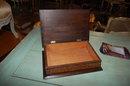 Continental Antique Cigar Box