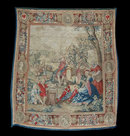 17th Century Flemish Tapestry