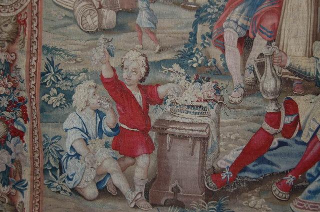 17th Century Flemish Tapestry
