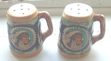 Indian Chief Salt and Pepper