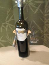 Waiter Wine Holder