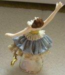 Dresden Ballerina Figurine