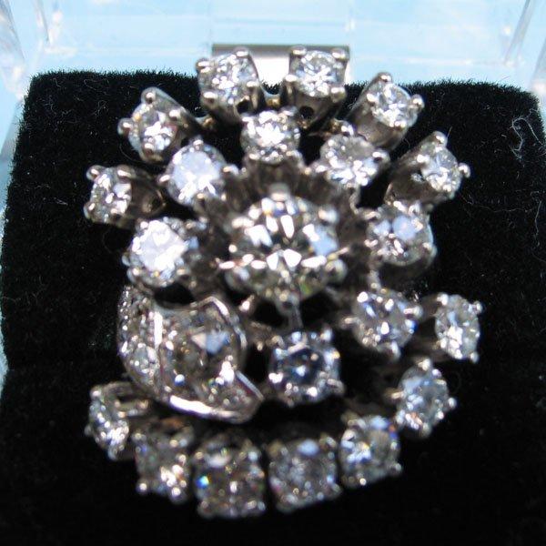 DIAMOND RING 5+ CARATS APPRAISED $12k MAJOR FLASH