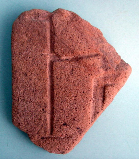 AUTHENTIC  ANCIENT EGYPTIAN FRAGMENT RAMESSEUM TEMPLE