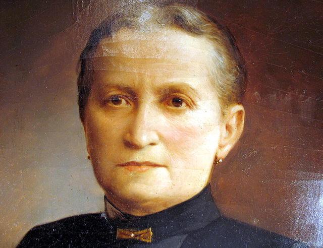 ISER, Heinrich (1869-1932) LISTED ARTIST PORTRAIT 1892