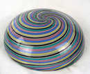 BEAUTIFUL,SIGNED VENINI MULTI-COLOR BOWL.ORIGINAL 1950'S