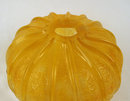 Unusual Daum Nacy Cameo Art Glass Vase Ice Chipped