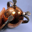 Pairpoint Copper Sterling S/P 3 Handle Loving Cup