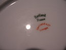 Haviland Limoges Lunch Plate-Drop Rose, Sch 55C