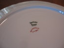 Haviland Limoges Dinner plate, Ranson w/gold