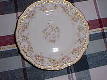 Haviland Limoges  bread/butter  Plate Schleiger 844
