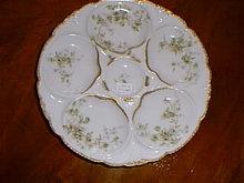Haviland Limoges  Oyster plate Schleiger 150B