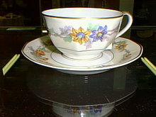 Haviland Limoges Tea cup & Saucer