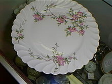Haviland Limoges dinner plate,