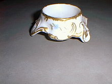 Haviland Limoges Master Salt-Hand painted