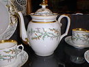 Haviland Limoges Coffee/tea set for 4, circa