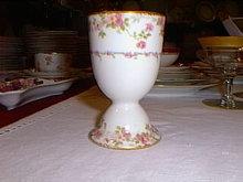 Haviland Limoges egg cup