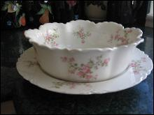 Haviland Limoges Macaroni Set, Schleiger 29