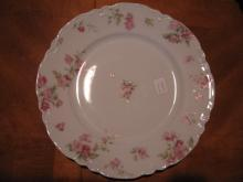 Haviland Limoges Dinner Plate, Schleiger 39F
