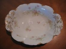 Haviland Limoges Open Oval Vegetable, Sch 52D