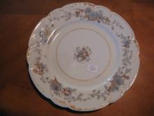 Haviland Limoges Dinner Plate, Schleiger 478 var