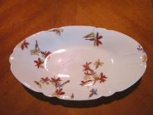 Haviland Limoges relish tray