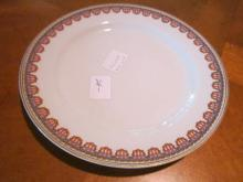 Haviland Limoges bread/butter plate, The National