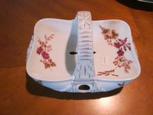 Haviland Limoges Butter Basket, 1870s
