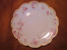 Haviland Limoges salad plate, Sch 39D
