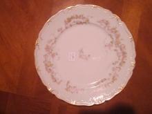 Haviland Limoges Dinner Plate, Sch 475E