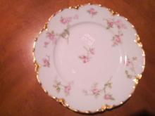 Haviland Limoges bread/butter plate, Schleiger 31