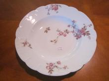 Haviland Limoges Rimmed Soup Bowl