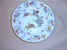 Haviland Limoges Bread & Butter plate-Golden Quail pattern