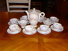 Haviland Limoges  Coffee Set