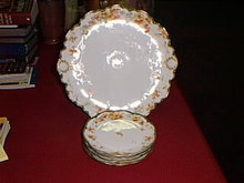 Haviland Limoges dessert set, Sch 238