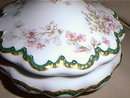 Haviland Limoges porcelain box