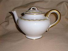 Haviland Limoges Teapot