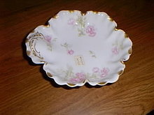 Haviland Limoges Ice Relish Dish