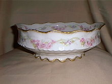 Haviland Limoges Large Salad Bowl