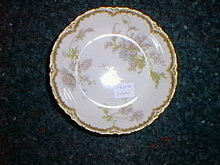 Haviland Limoges sauce bowl