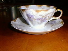 Haviland Limoges Teacup and Saucer