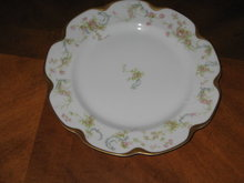 Haviland Limoges dinner plate, Sch 57M