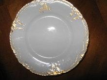 Haviland Limoges bread & butter plate, Sch 133