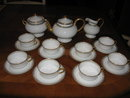 Haviland Limoges Tea Set for 8