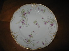 Haviland Limoges Luncheon plate, Sch 148B