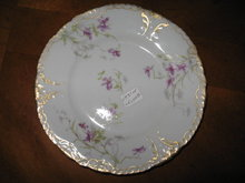 Haviland Limoges Bread & Butter plate, Sch 148B