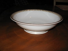 Haviland Limoges large salad bowl, Sch 574
