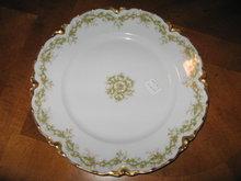 Haviland Limoges Salad Plate, Sch 269